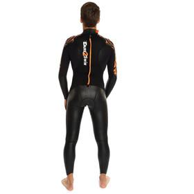 Dare2Tri To Swim Wetsuit Men black/orange